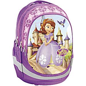 Школьный рюкзак – ранец Modan Princess Sophia фиолетовый