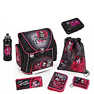 Школьный рюкзак Scooli Monster High HK13825 с наполнением