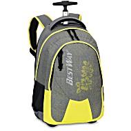 Универсальный школьный рюкзак на колесах Веstway арт. 40028 цвет 2809