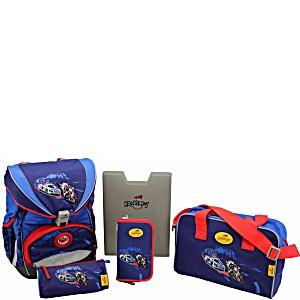 Школьный ранец DerDieDas ErgoFlex XL с наполнением Крутой Вираж