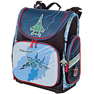 Школьный ранец Hummingbird для первоклассника с мешком для обуви