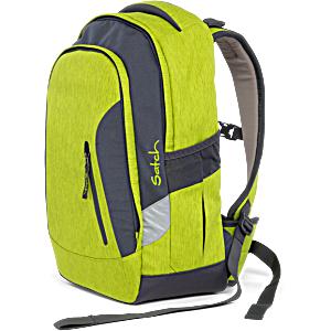 Рюкзак Ergobag Satch Sleek цвет Ginger Lime