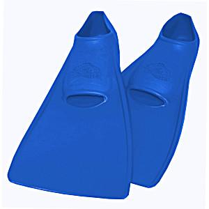 Ласты ProperCarry детские закрытая пятка для бассейна резиновые размер – 24 синие ПРОПЕРКЭРРИ