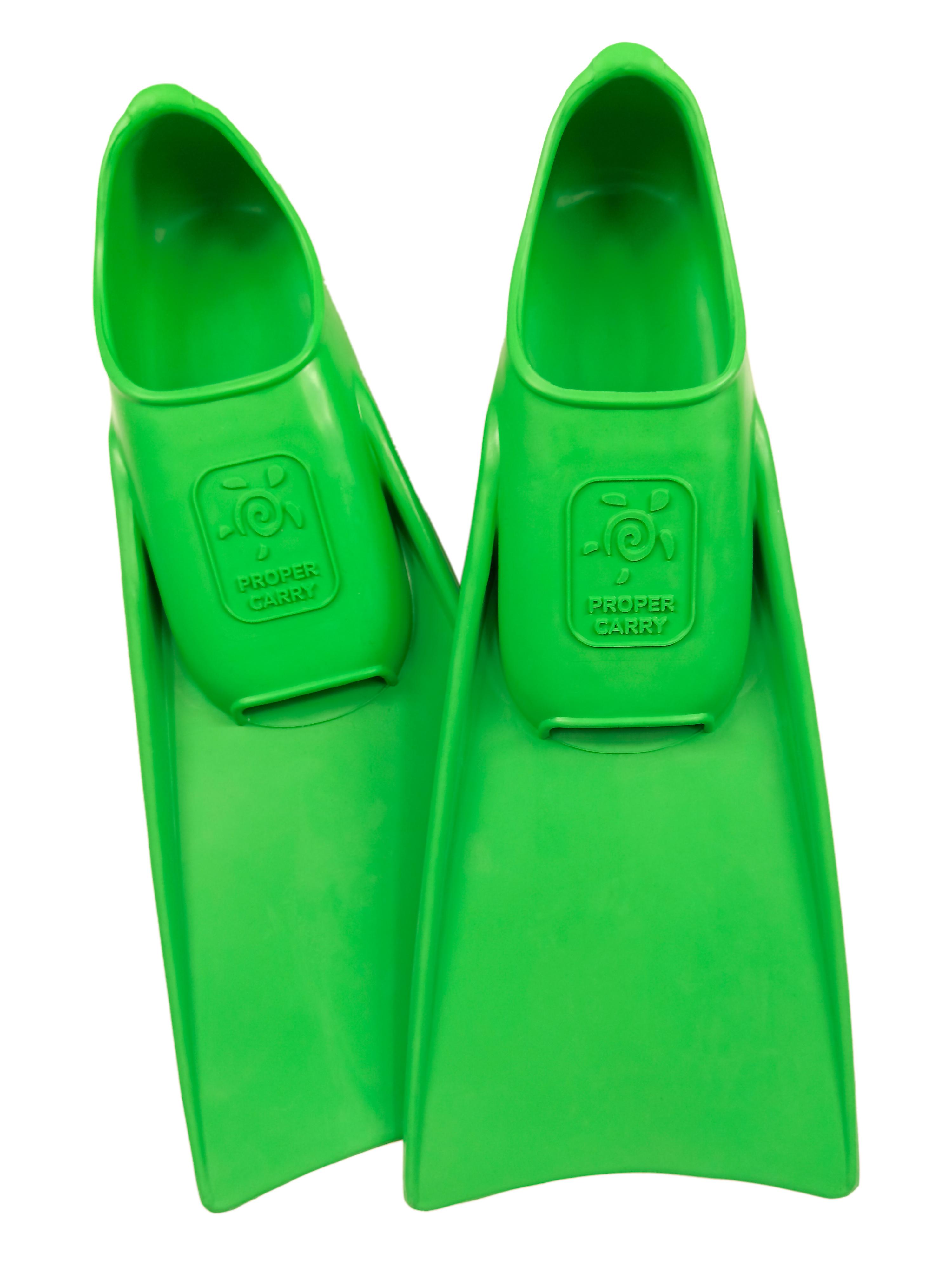 Детские ласты для плавания Proper Carry Super Elastic размер 21-22, 23-24, 25-26, 27-28, 29-30, - фото 2