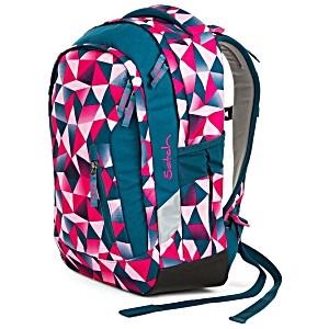 Рюкзак Ergobag Satch Sleek цвет Pink Crush