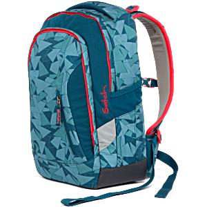 Рюкзак Ergobag Satch Sleek цвет Petrol Triangle